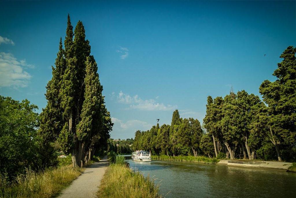 Bief de Fonserane Canal du Midi